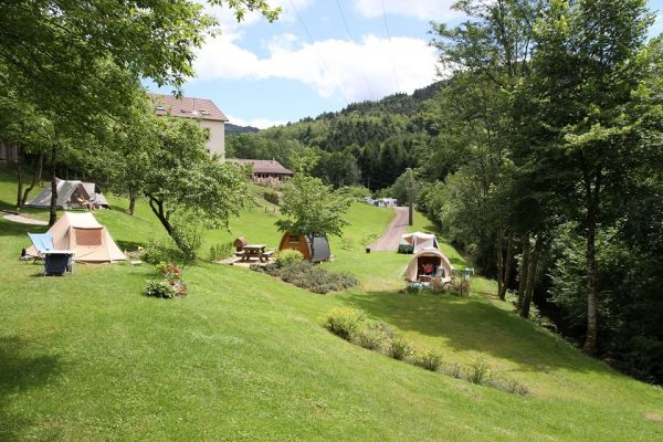 Mini-Camping Le Creux