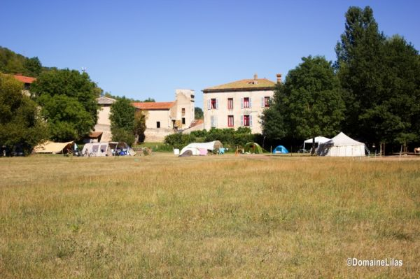 Camping Domaine des Lilas