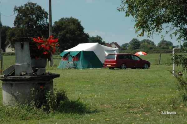Les Bergeries - Camping